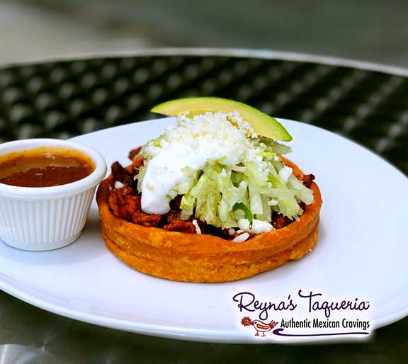 Authentic Mexican Cuisine, Traditioal Sopes, Sarasota, Florida